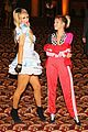 sofia richie josh hutcherson attend treats mag halloween party 30
