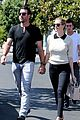 kate upton justin verlander lunch hold hands 05