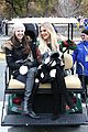 kelsea ballerini laurie hernandez thanksgiving day parade 03
