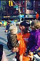 drew barrymore daughters support dad will kopelman at nyc marathon 05