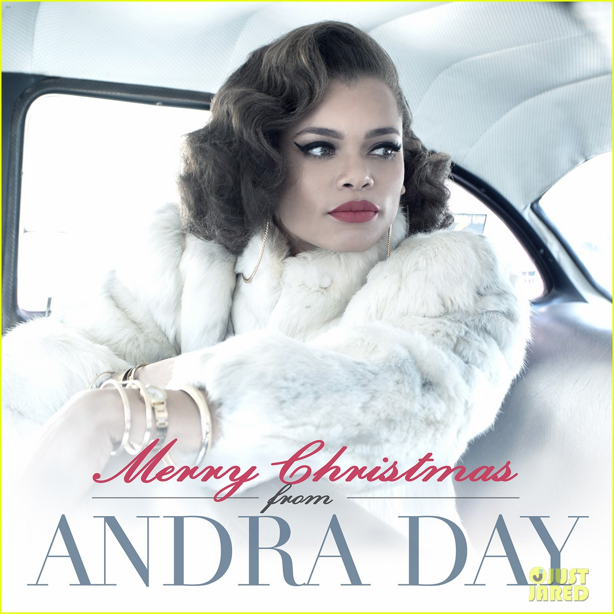 Andra Day: Andra Day Releases New Holiday EP, 'Merry Christmas From