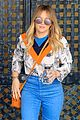 hilary duff flare jeans shopping beverly hills 03