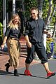 hilary duff and jason walsh share a kiss during their lunch date 03