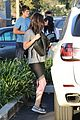 megan fox stays comfy in workout gear at the movies 16