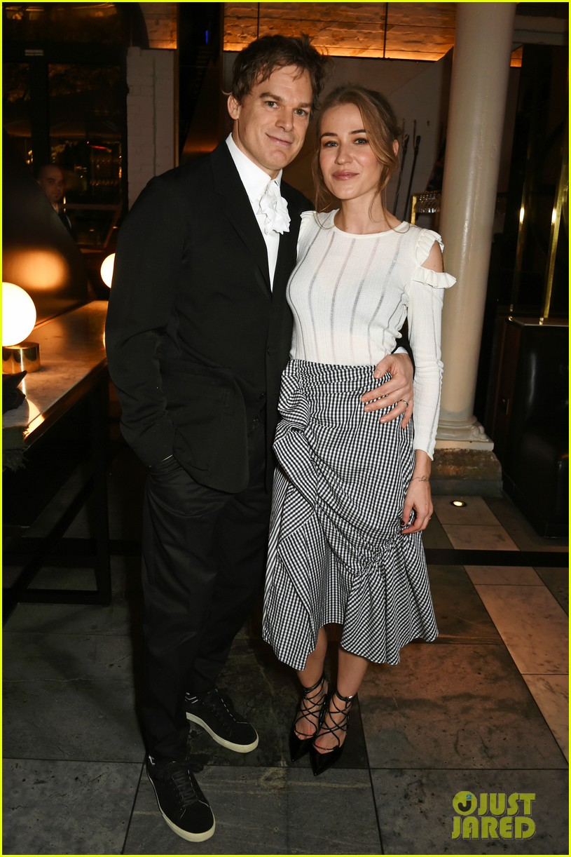 michael c hall gets support from wife morgan macgregor at lazarus 013805131