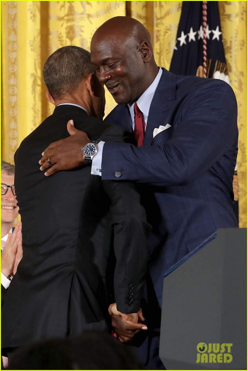 michael jordan cries as obama calls him more than a meme 08 video michael jordan cries as obama calls him 'more than a meme,More Than That Meme