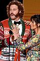 olivia munn t j miller make hilarious duo while presenting at amas 2016 19