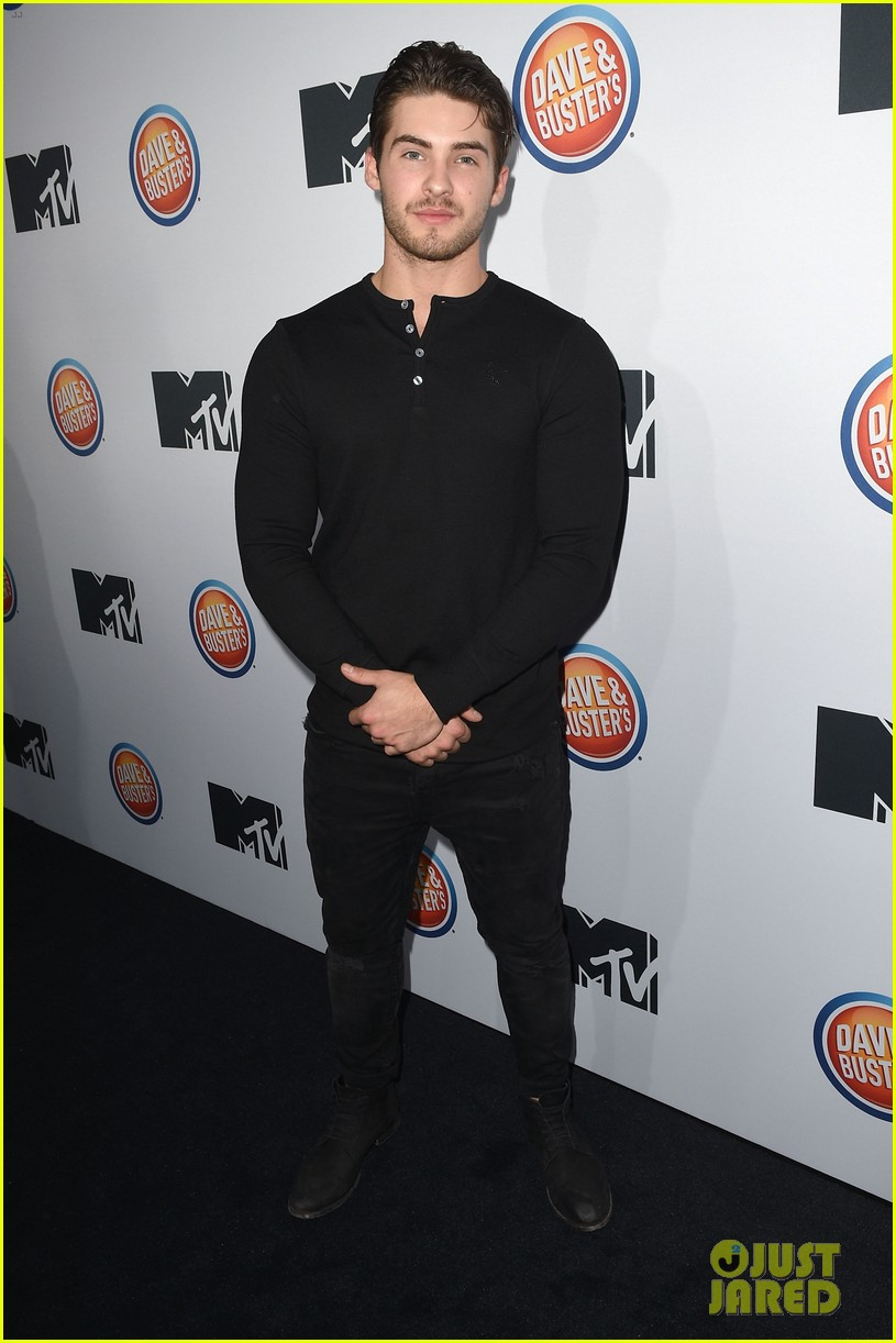 About Photo #3809267: Tyler Posey and the Teen Wolf cast are gearing up for their final season. The 25-year-old actor and his co-stars Cody Christian, Dylan Sprayberry, Holland Roden,… Read More Here