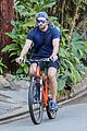 bradley cooper goes on bike ride for his daily workout 16