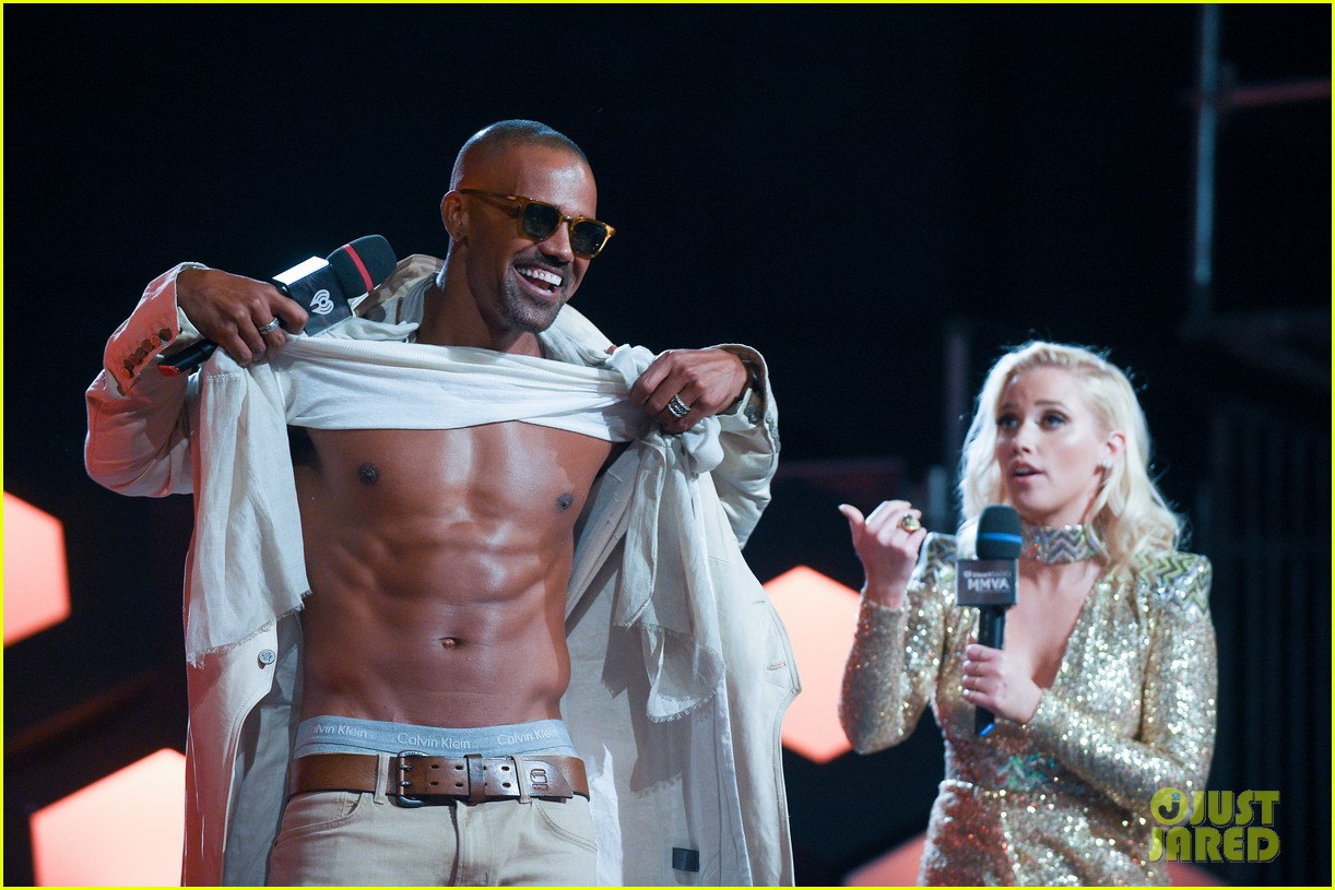Shemar Moore Is He Gay 65