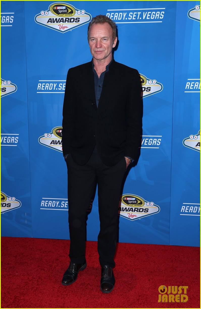 Justin Hartley & Luke Wilson Step Out at NASCAR Awards: Photo 3820062 | Jeff Gordon, Jimmie Johnson, Justin Hartley, Luke Wilson, Sting Pictures | Just ...
