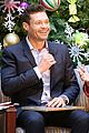 michelle obama and ryan seacrest read christmas classics at childrens hospital 08