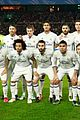 cristiano ronlado celebrates real madrid fifa win 10