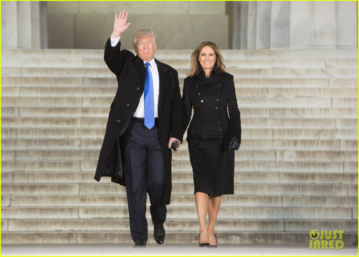 where barron trump future first absent from inauguration events