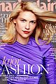 claire danes reminisces falling in love with hugh dancy for marie claire 01