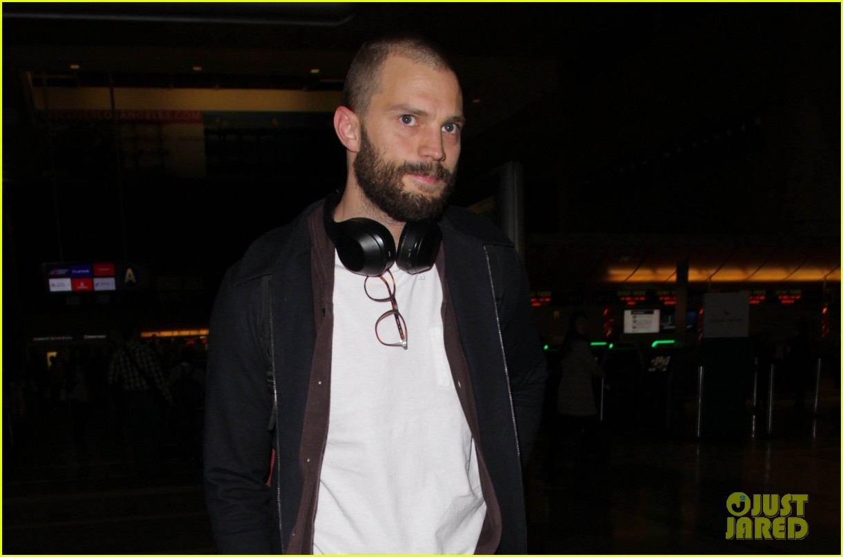 Jamie noble shaved head sorry