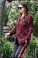 irina shayk pregnant barneys shopping 07