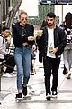 joe jonas sophie turner rock coordinating outfits 13