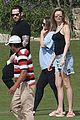 adam levine and behati prinsloo get ready for 2017 at the beach in mexico 03
