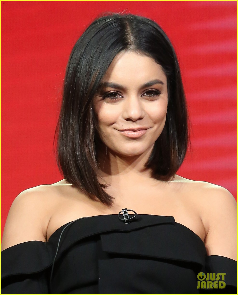 Vanessa Hudgens & Nicole Richie Attend NBC TCA Panels ...