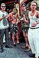 zendaya looks stunning in festive new dolce and gabbana womens campaign 03