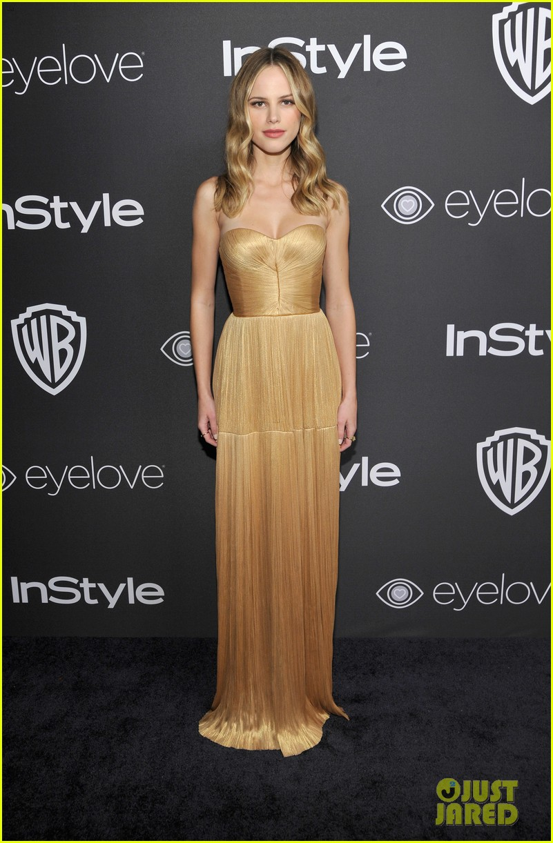 About Photo #3839947: Before I Fall's Zoey Deutch and Halston Sage bring their fashion finest to the 2017 Golden Globes! The pair stepped out separately at the InStyle & Warner… Read More Here