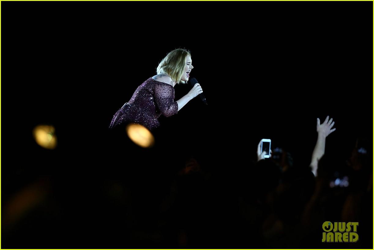 Adele tour dates in Perth