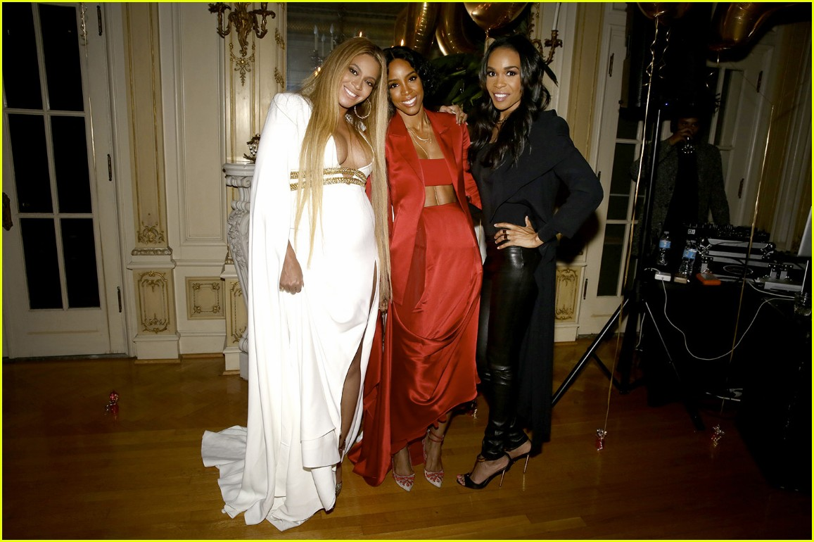 beyonce had a destinys child reunion after the grammys 023861403