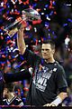 tom brady mvp super bowl 09