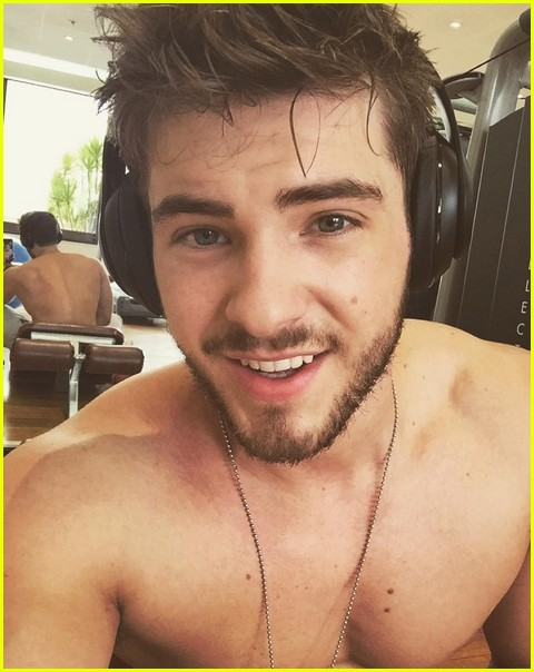 Cody christian naked