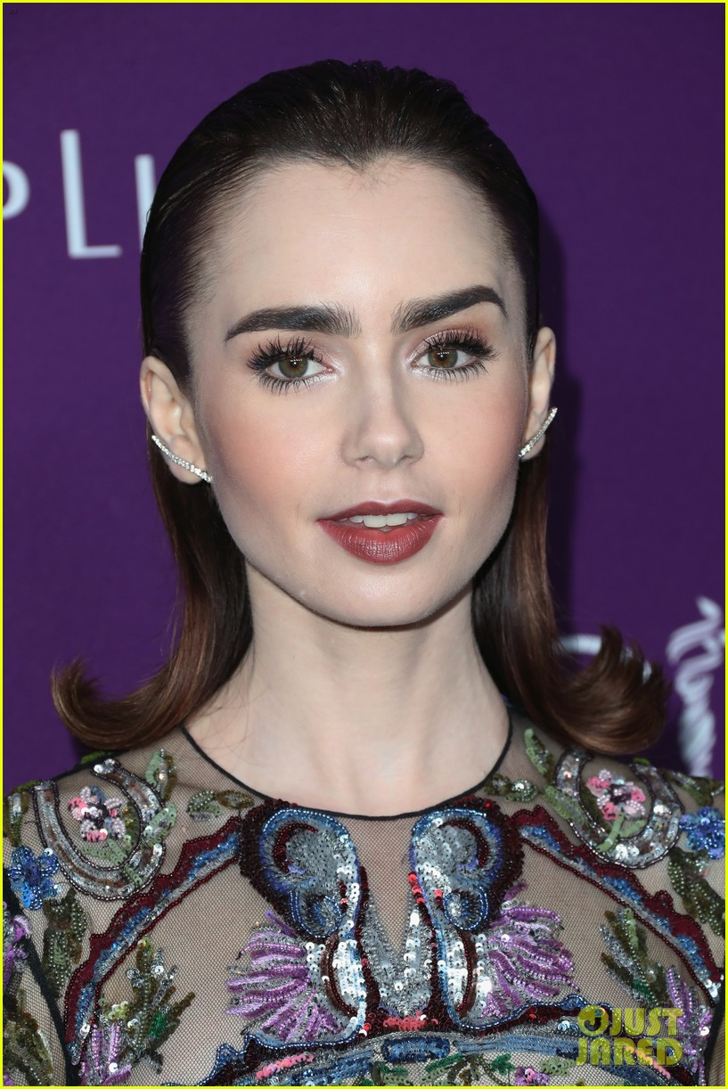 lily collins #10