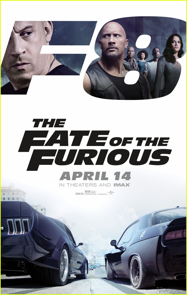 the fate of the furious poster 013868027
