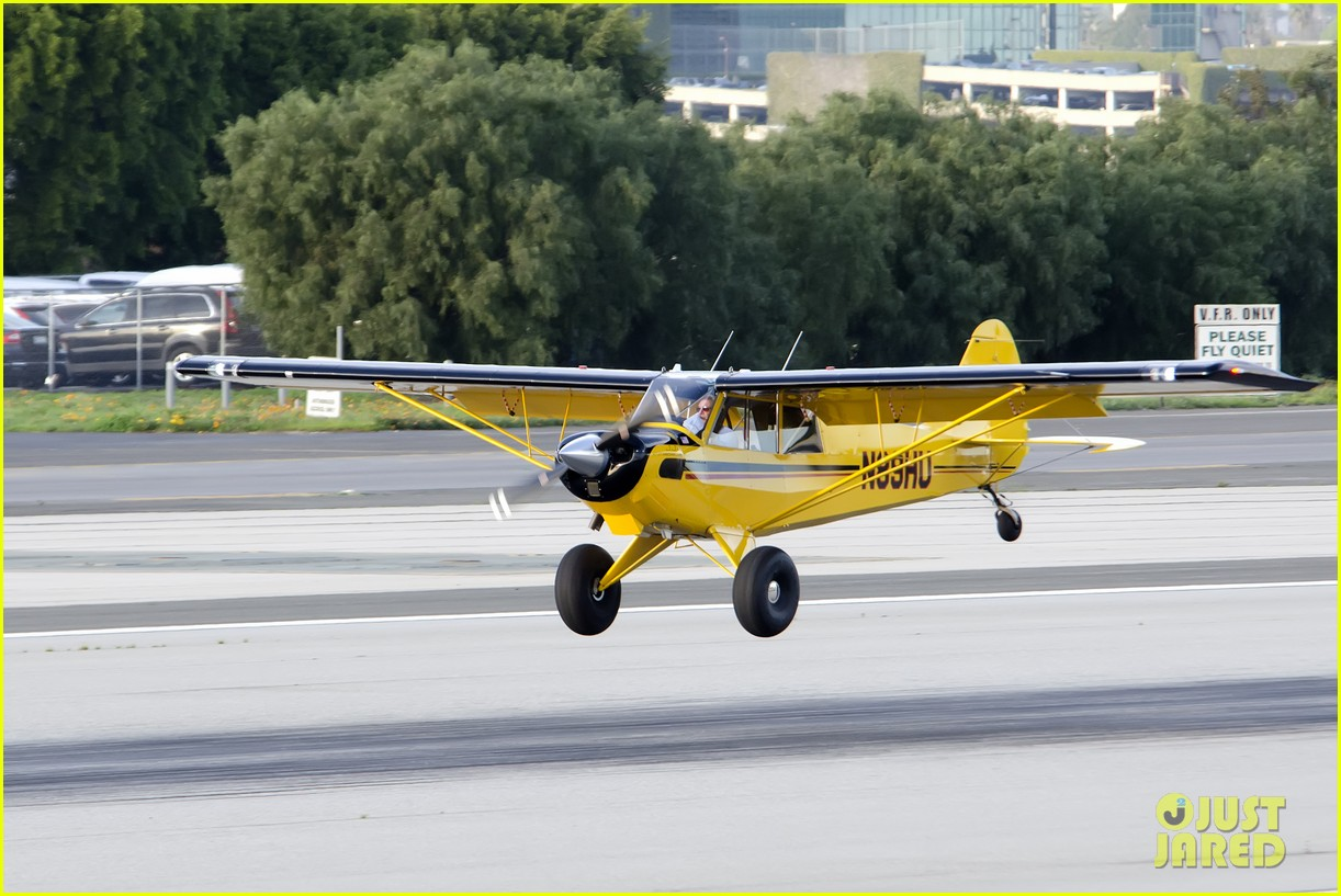 Harrison Ford S Airplanes : Harrison ford involved in airplane incident statement
