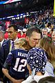 gisele bundchen drops phone while celebrating super bowl win 06