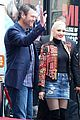 gwen stefani blake shelton support adam levine at walk of fame ceremony 07