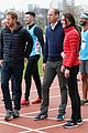 prince harry william kate run track 12