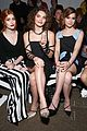 leighton meester camilla belle victoria justice nyfw 12