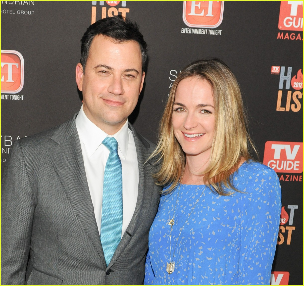 jimmy kimmel wife kids see cute family photos 173866354