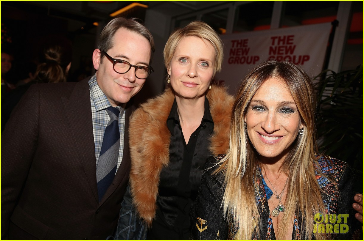 sarah jessica parker cynthia nixon have a sex and the city reunion 033861799