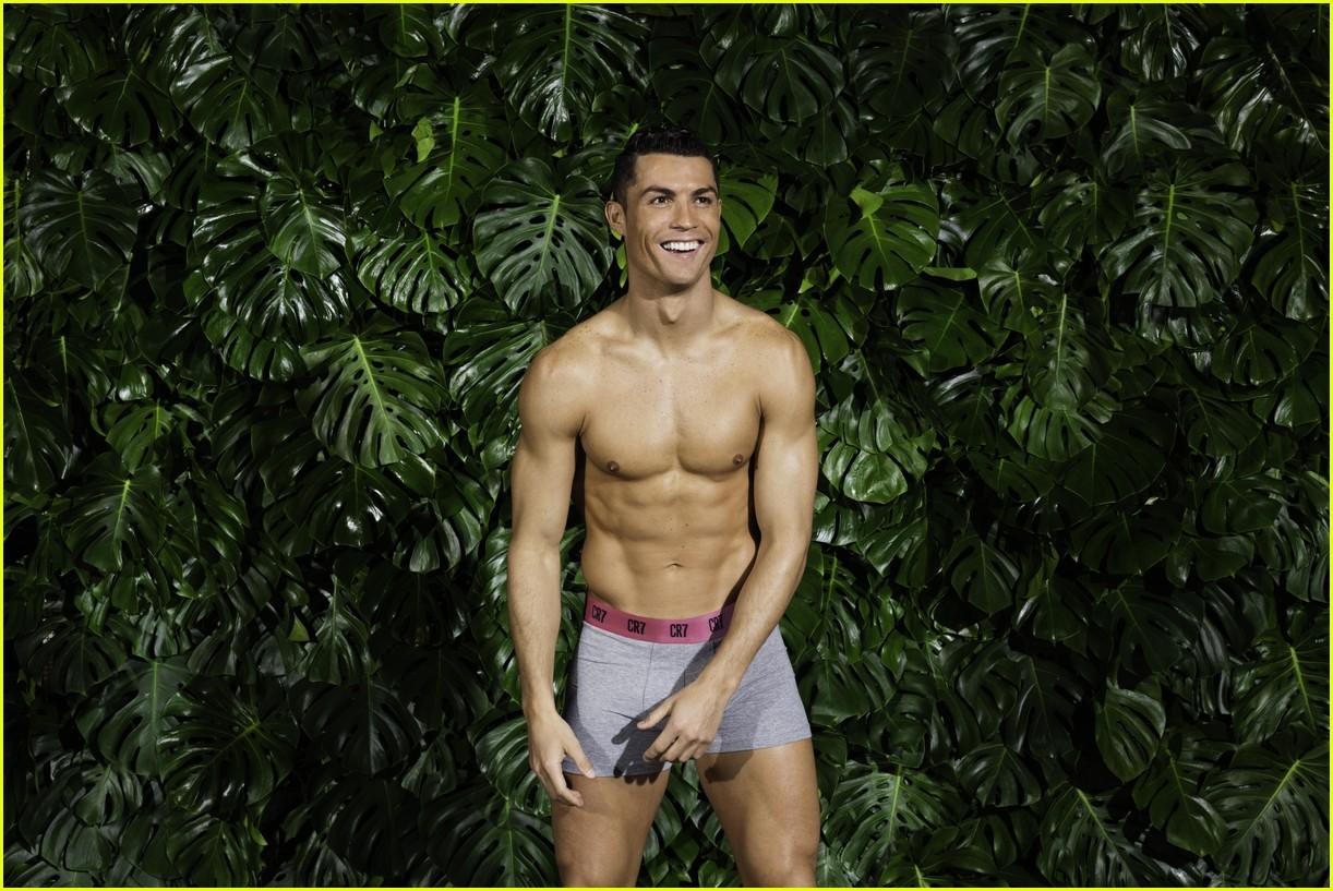 Cristiano ronaldo goes shirtless to model his underwear line cristiano ronaldo goes shirtless to model his underwear line ccuart Image collections