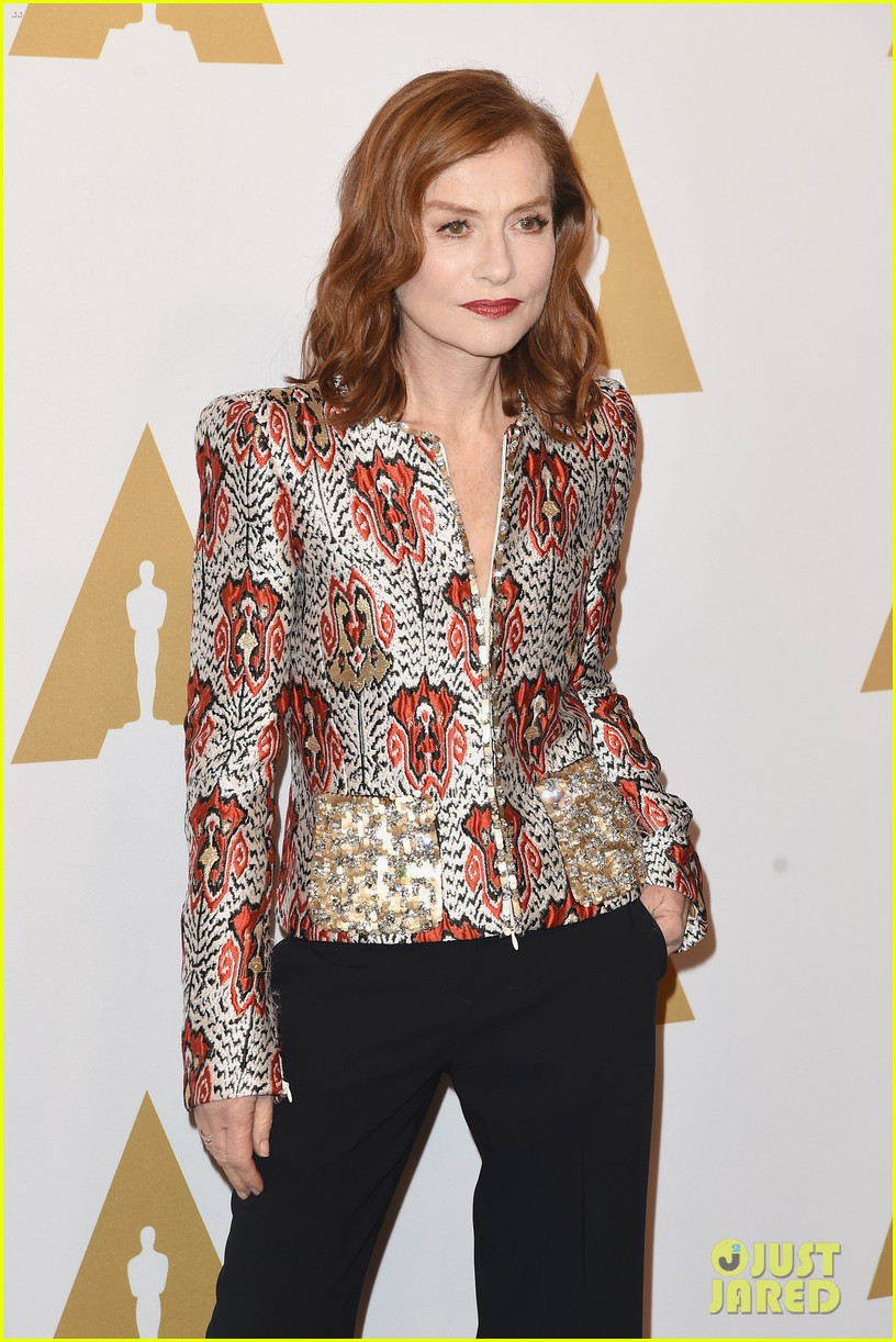 Full Sized Photo of emma stone ryan gosling oscar nominees ... Emma Stone And Ryan Gosling