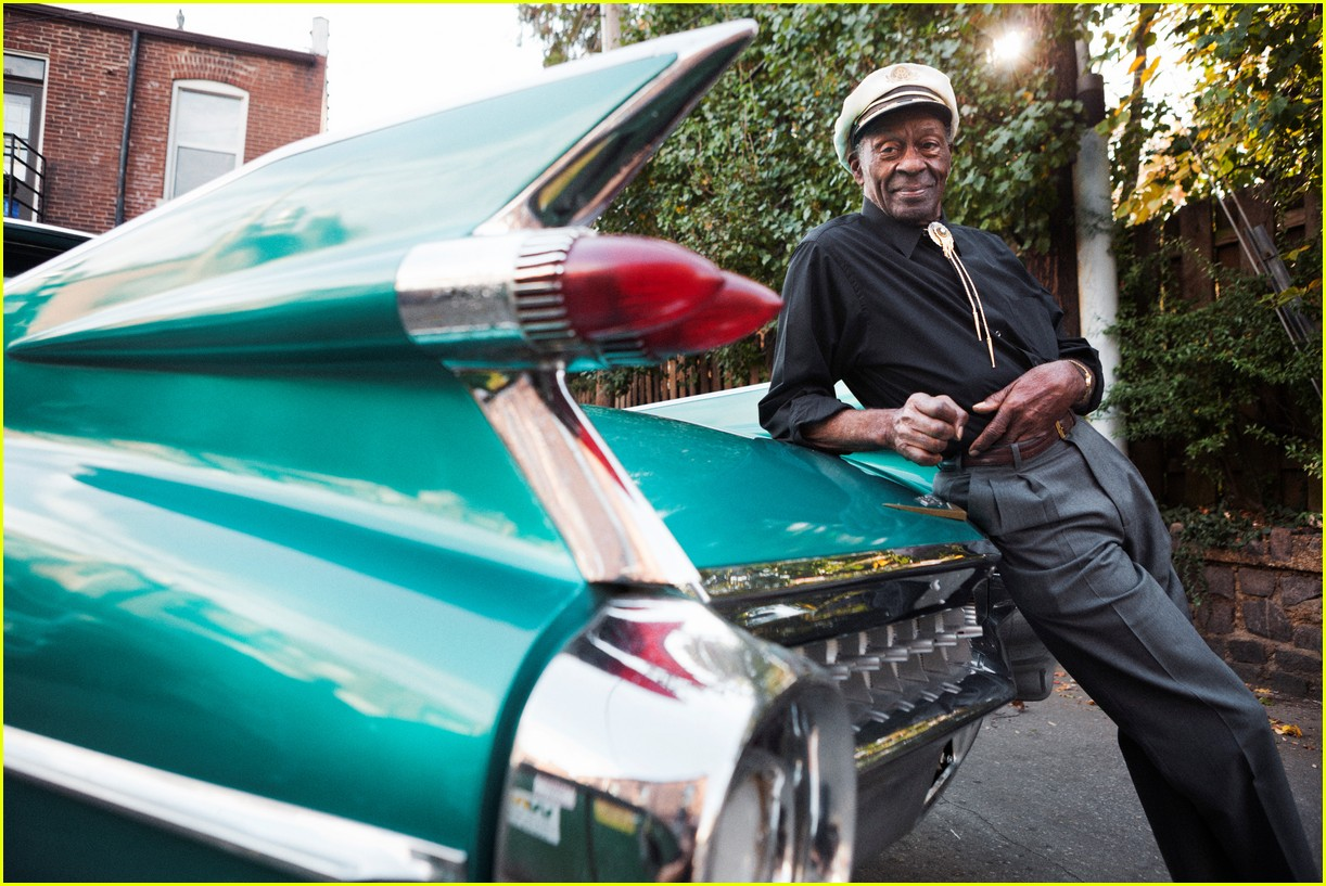 chuck berry final album gets release date 033877212
