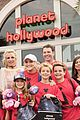 britney spears takes the whole family to disney 02