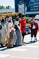 james corden dan stevens luke evans josh gad perform crosswalk version of beauty the beast  06