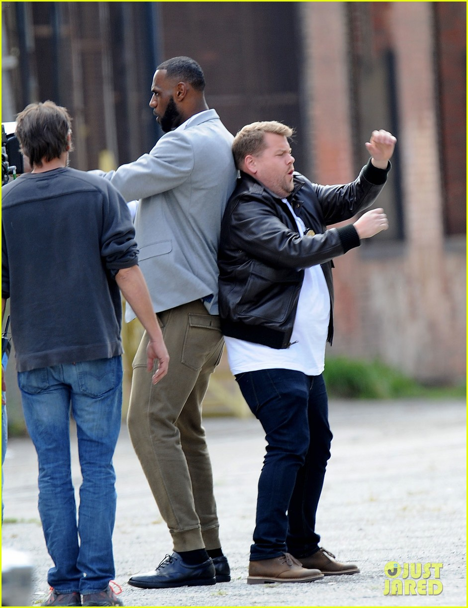 james corden dances with lebron james for fun new segment 043876638