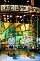 james corden debuts donald the musical with ben platt abigail spencer 02