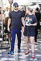 chace crawford rebecca rittenhouse grab a casual lunch 08