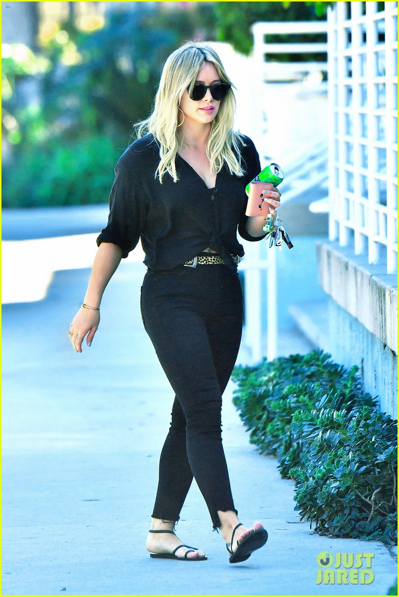 hilary duff opens about about lucas fifth birthday 043873113