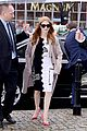jessica chastain anti fur dress 03