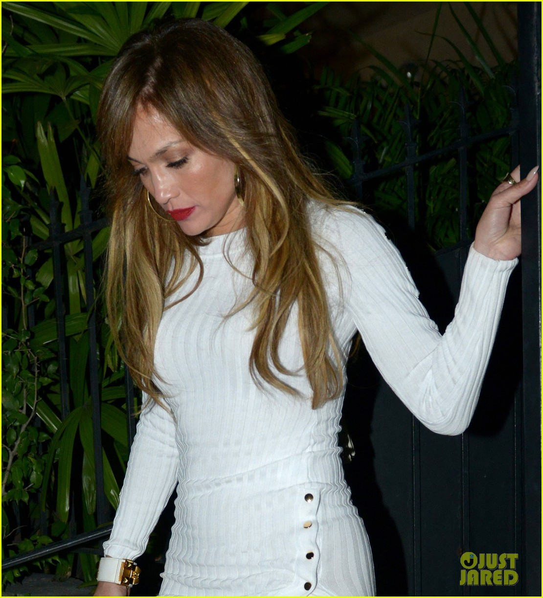 jennifer lopez form fitting dress date night alex rodriguez 023875179